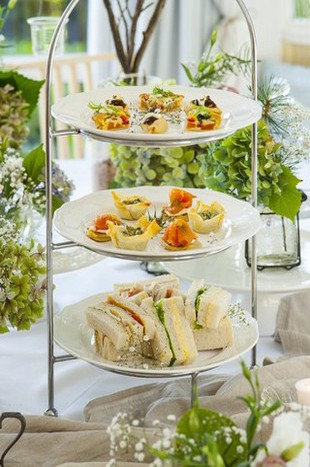 Fortnums High Tea Dandenong Ranges